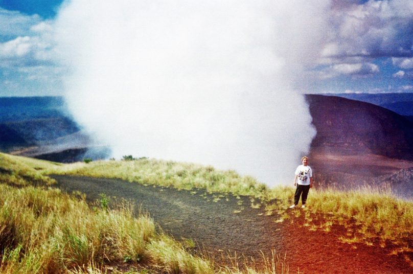 Volcán Masaya (Nicaragua)