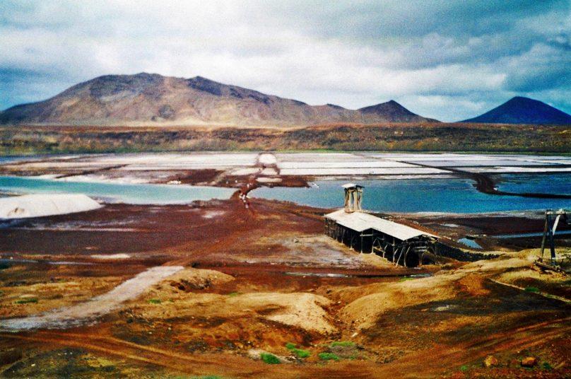 Salinas de Pedra de Lume (Municipio de Sal, Cabo Verde)