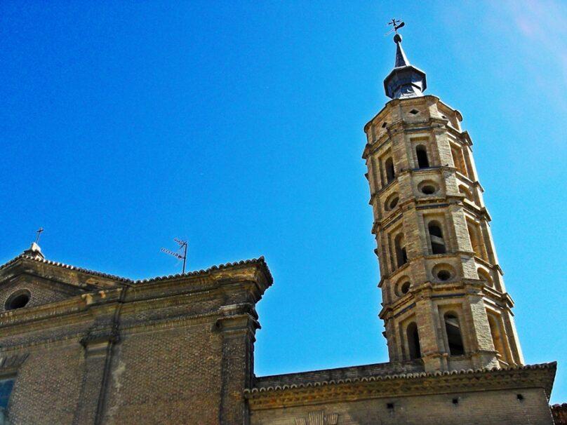 Iglesia de San Juan de los Panetes (Zaragoza, Aragón)