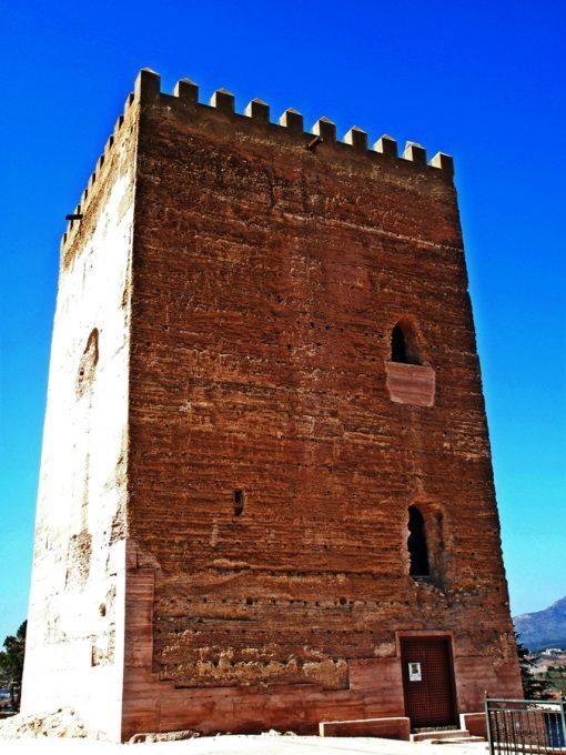 Castillo de Aledo (Aledo, Región de Murcia)