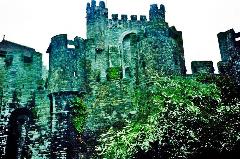 Castillo de los Condes (Gante, Bélgica)