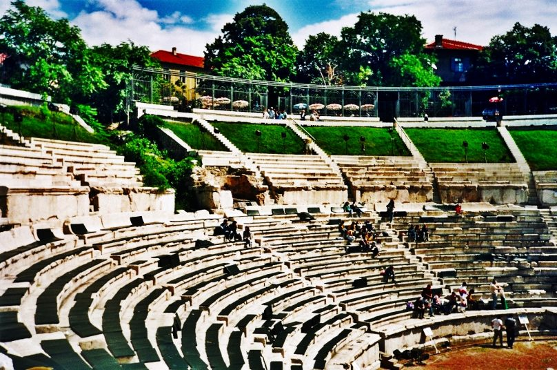 Teatro de Trimontium (Plovdiv, Bulgaria)