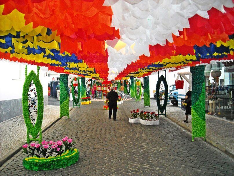 Festa das Ruas Floridas (Redondo, Portugal)