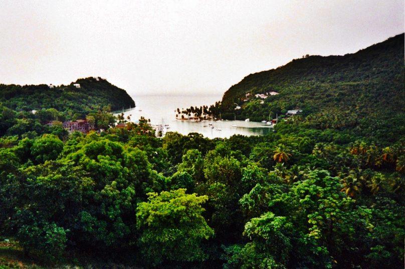 Marigot Bay (Distrito de Castries, Santa Lucía)