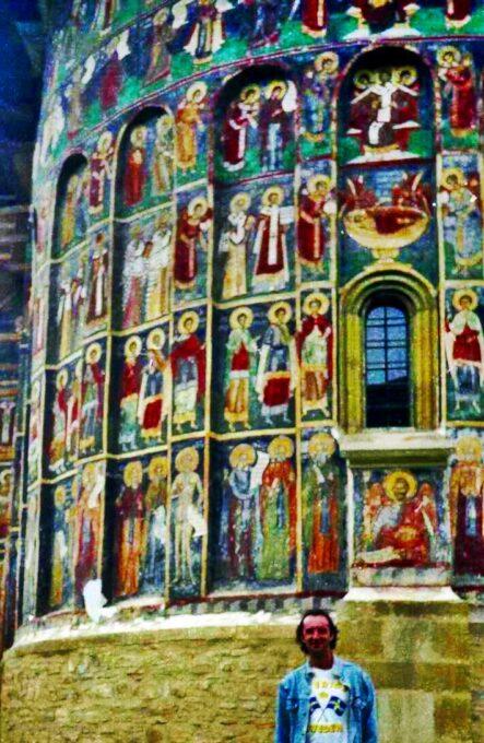 Monasterio de Sucevița (Distrito de Suceava, Rumanía)