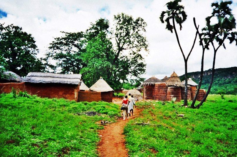 Tata Somba (Departamento de Atakora, Benín)