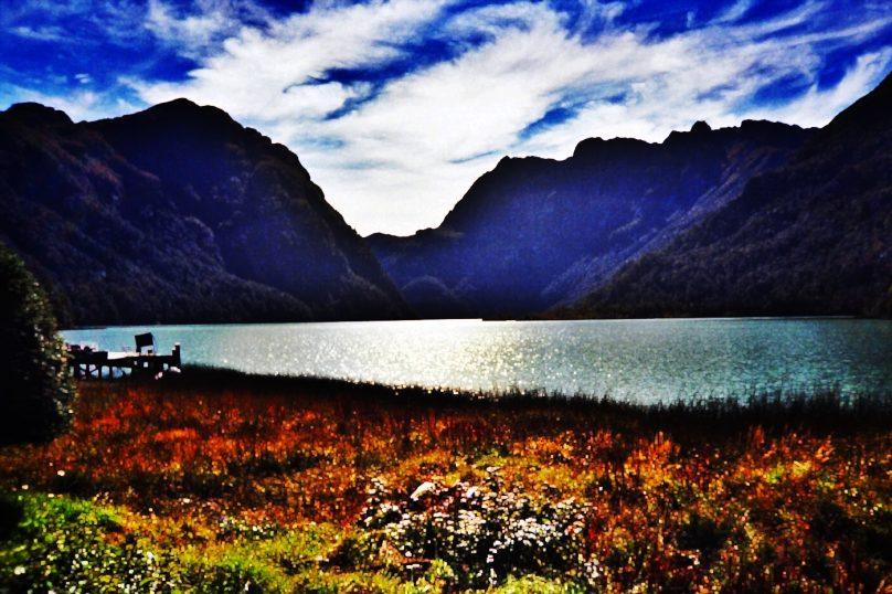 Lago Frías (Provincia de Río Negro, Argentina)