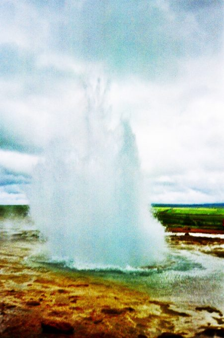 Géiseres de Haukadalur (Región de Suðurland, Islandia)