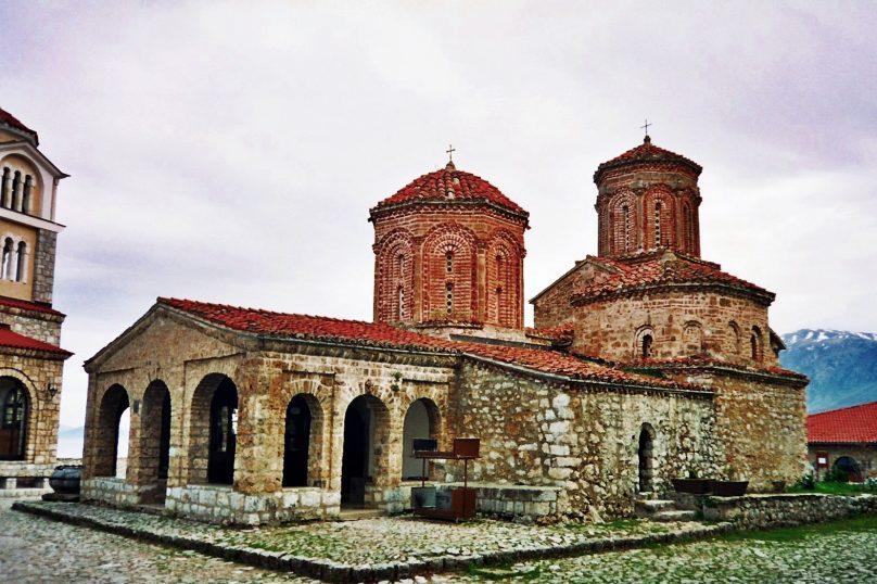 Monasterio de San Naum (Municipio de Ohrid, Macedonia del Norte)
