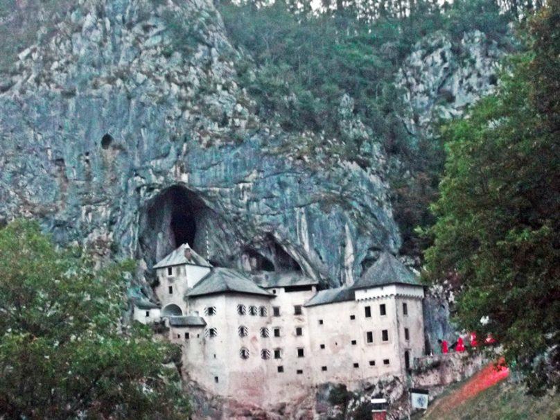 Castillo de Predjama (Región de Litoral-Carniola Interior, Eslovenia)