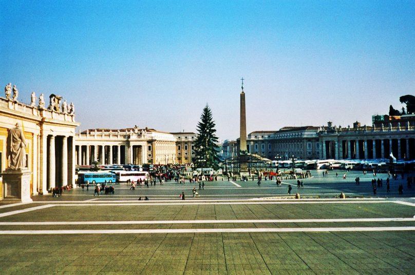Plaza de San Pedro (Ciudad del Vaticano, Ciudad del Vaticano)