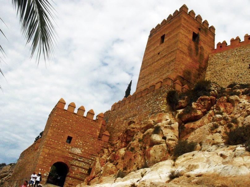 Alcazaba de Almería (Almería, Andalucía)