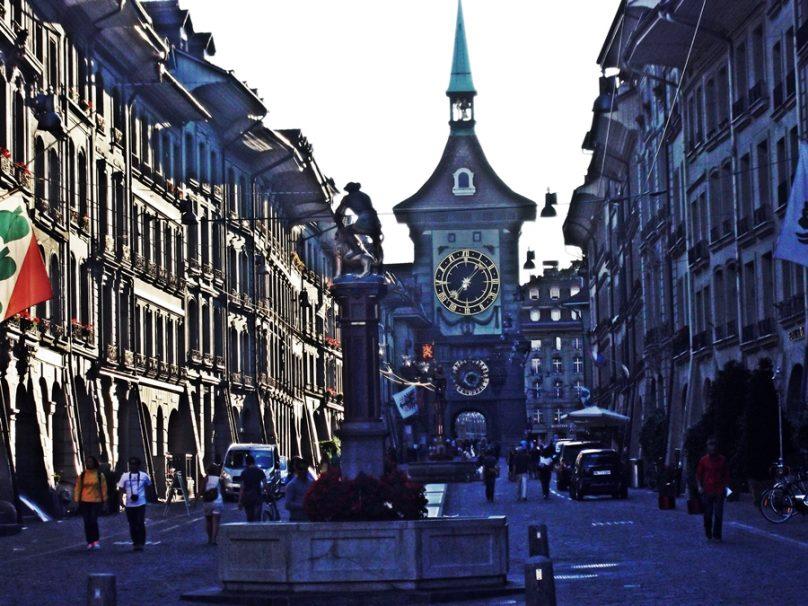 Torre del Reloj (Berna, Suiza)