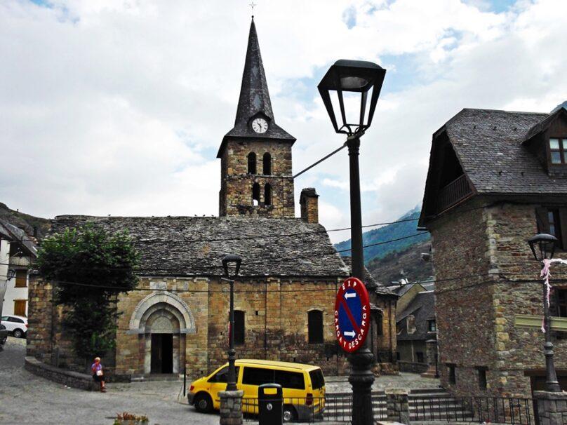 Iglesia de la Asunción (Bossòst, Cataluña)