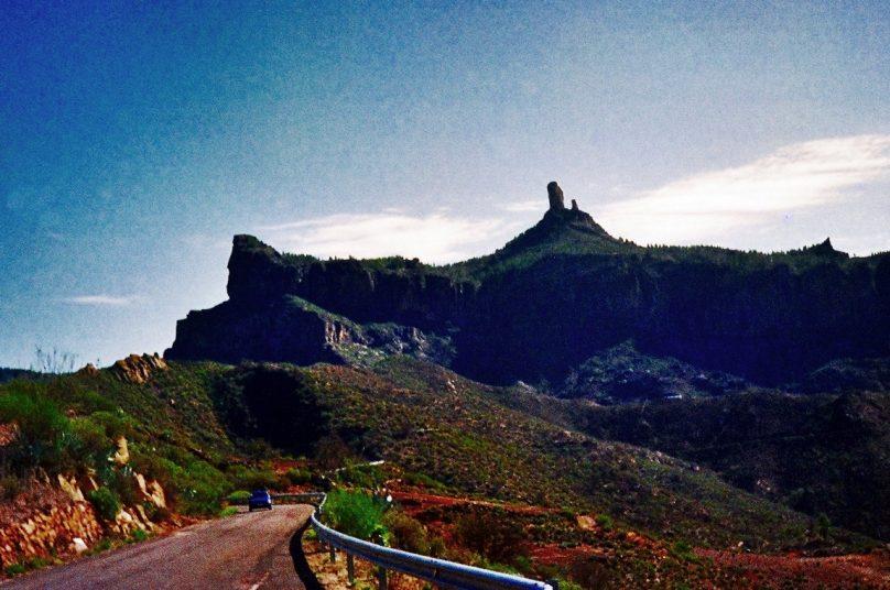 Roque Nublo (Municipio de Tejeda, Canarias)