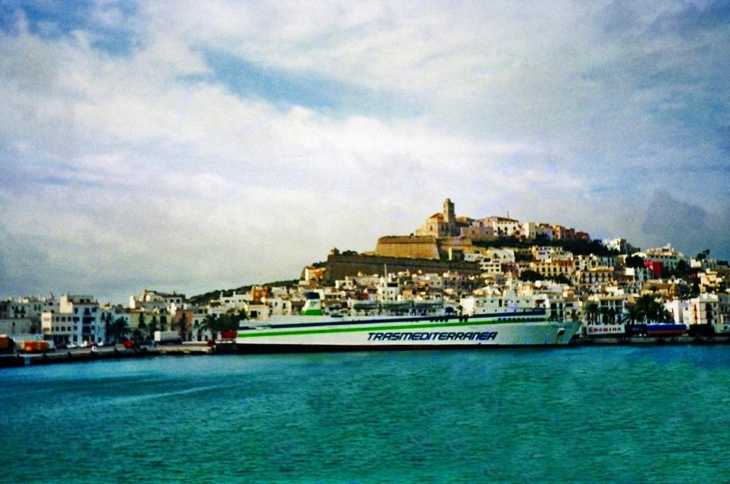 Dalt Vila (Ibiza, Islas Baleares)
