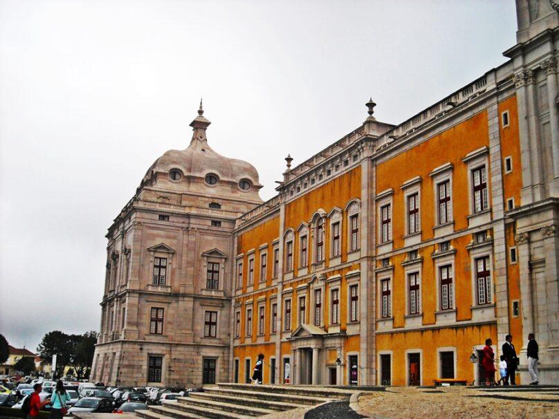 Palacio Nacional (Mafra, Portugal)