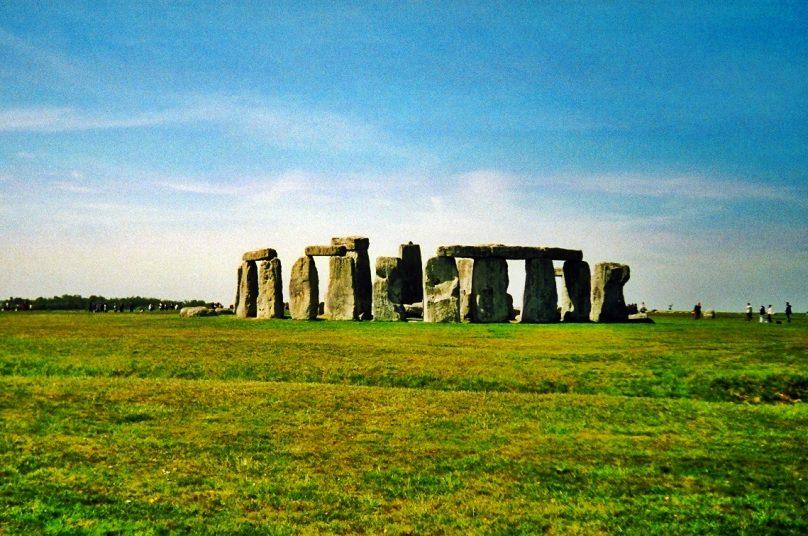 Stonehenge (Condado de Wiltshire, Reino Unido)