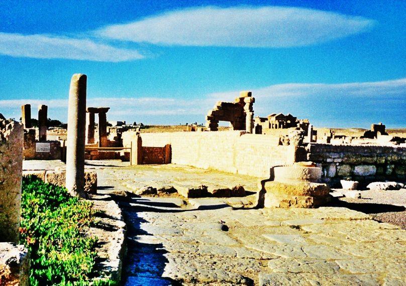Sufetula (Gobernación de Kasserine, Túnez)