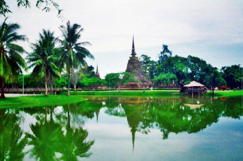 Wat Mahathat (Provincia de Sukhothai, Tailandia)