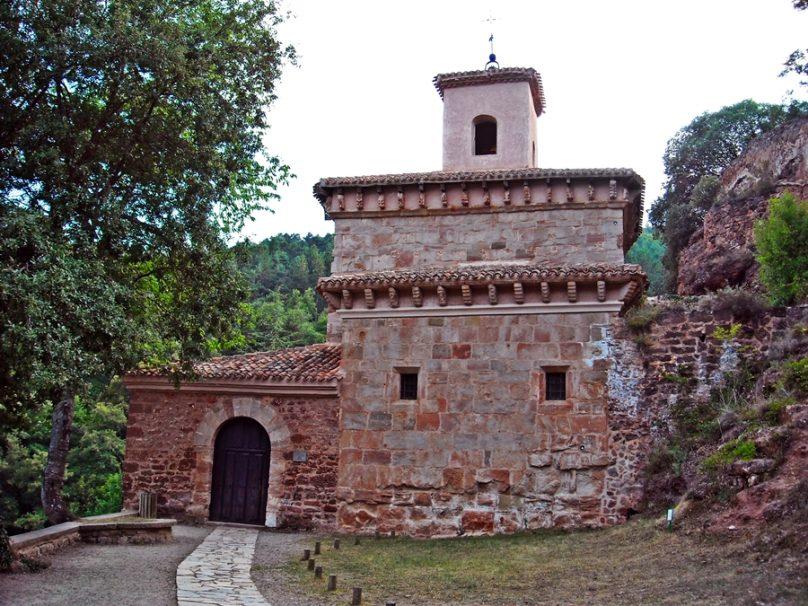 Monasterio de San Millán de Suso (Municipio de San Millán de la Cogolla, La Rioja)