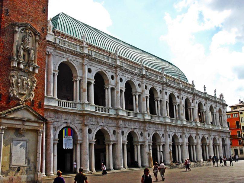 Basílica Palladiana (Vicenza, Italia)
