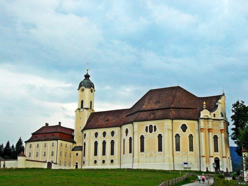 Iglesia de Wies (Estado de Baviera, Alemania)