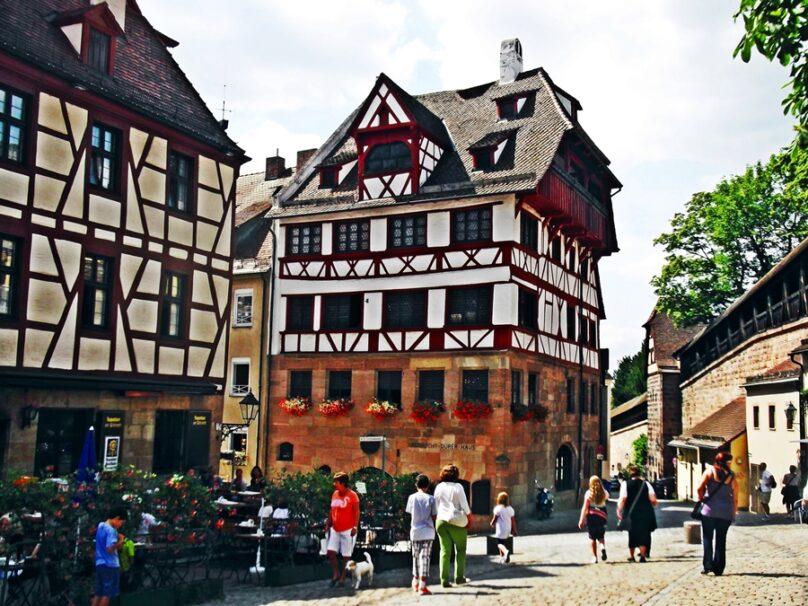 Casa de Durero (Núremberg, Alemania)