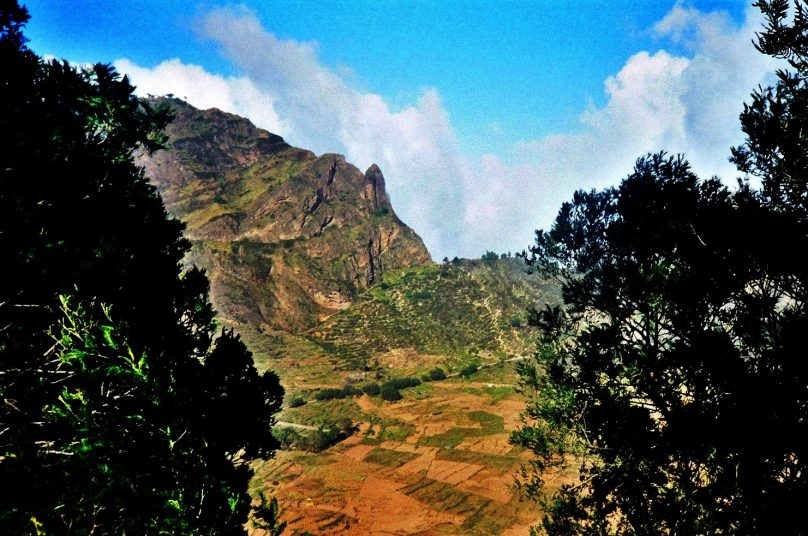 Valle de Ribeira Grande (Municipio de Ribeira Grande, Cabo Verde)