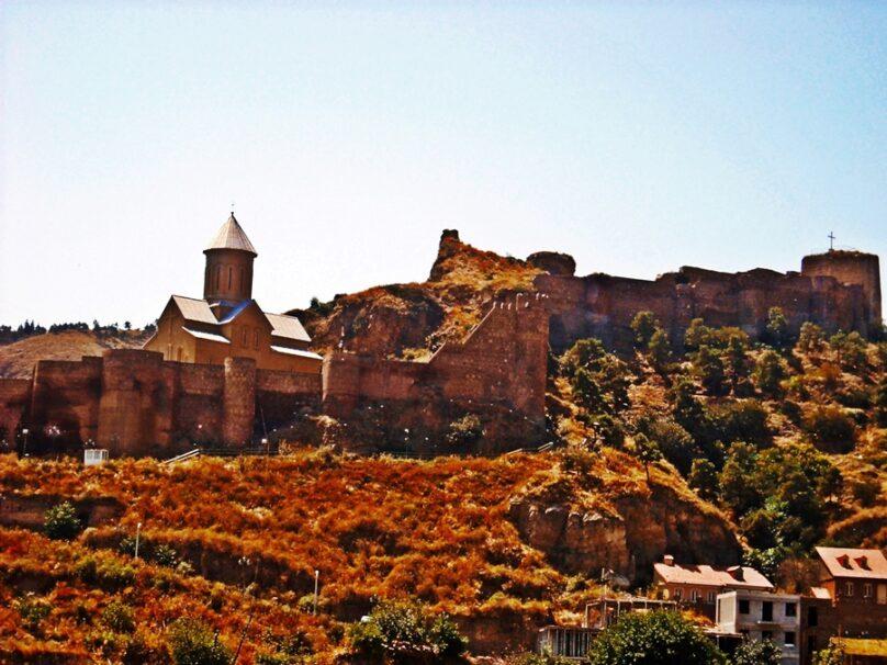 Fortaleza de Narikala (Tbilisi, Georgia)