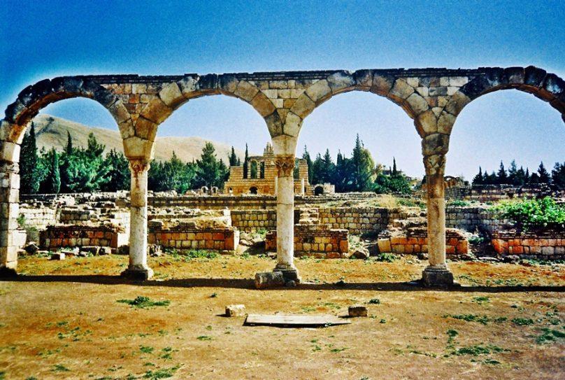 Anjar (Gobernación de la Beqaa, Líbano)