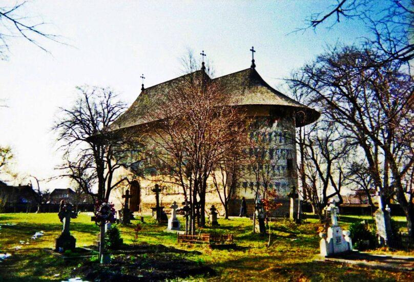 Monasterio de Arbore (Suceava, Rumanía)