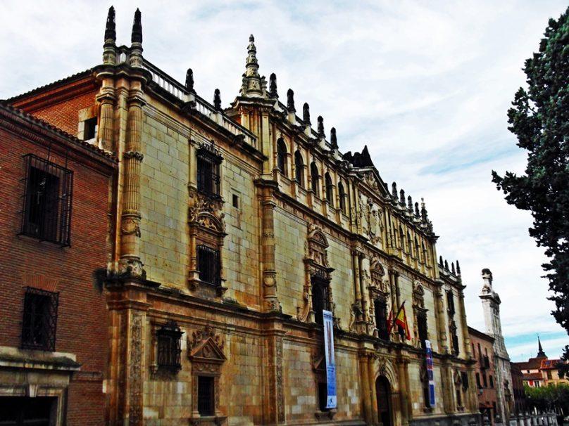 Colegio Mayor de San Ildefonso (Alcalá de Henares, Comunidad de Madrid)