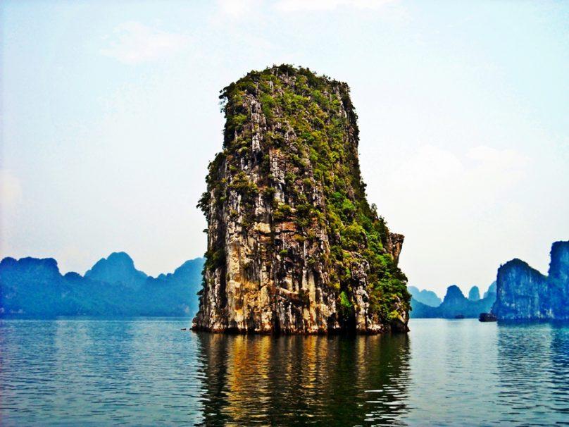 Bahía de Ha Long (Provincia de Quảng Ninh, Vietnam)