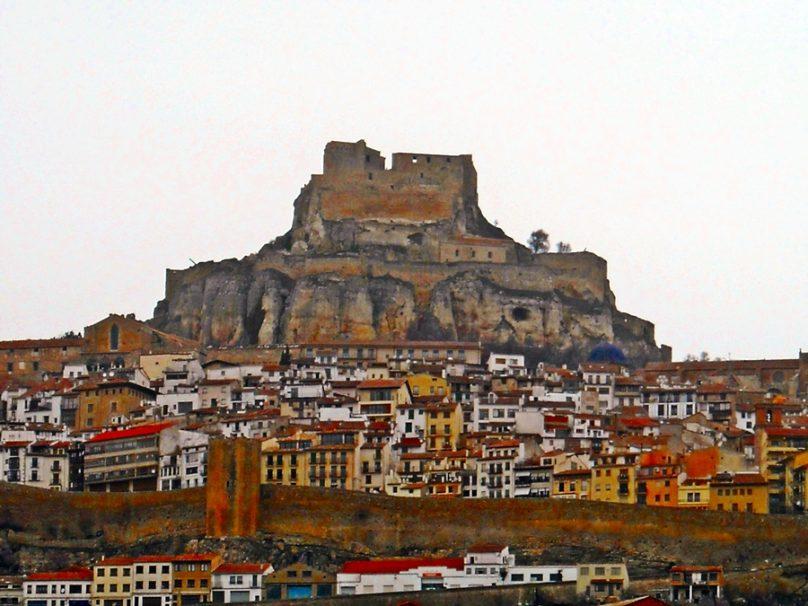 Castillo de Morella (Morella, Comunidad Valenciana)