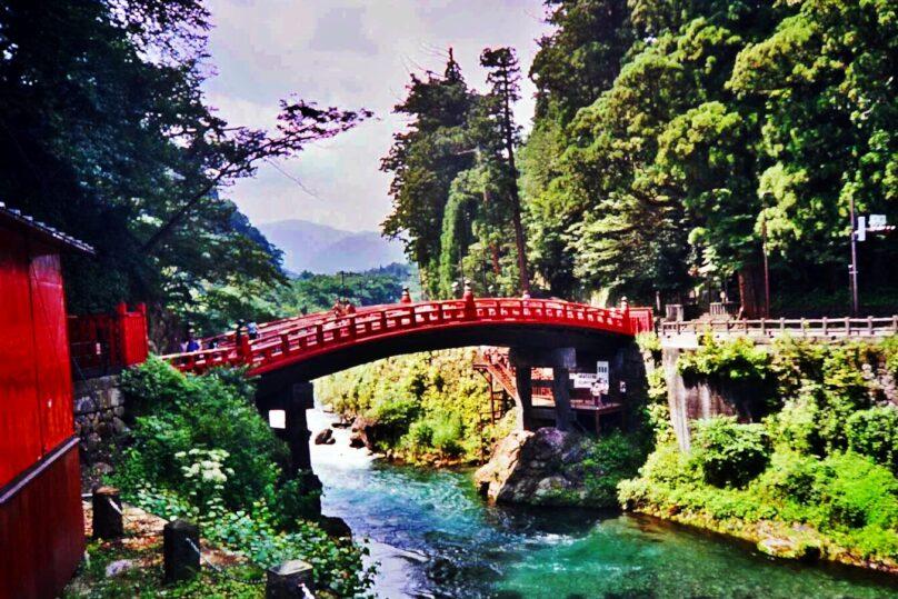 Shinkyō (Nikkō, Japón)