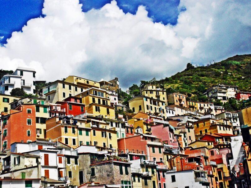 Riomaggiore (Liguria, Italia)