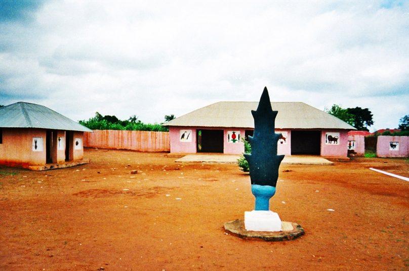 Palacios Reales (Abomey, Benín)