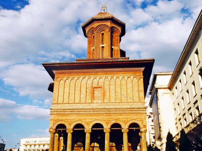 Iglesia Crețulescu (Bucarest, Rumanía)