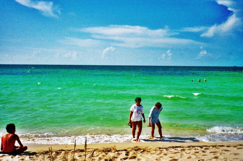 Una playa legendaria