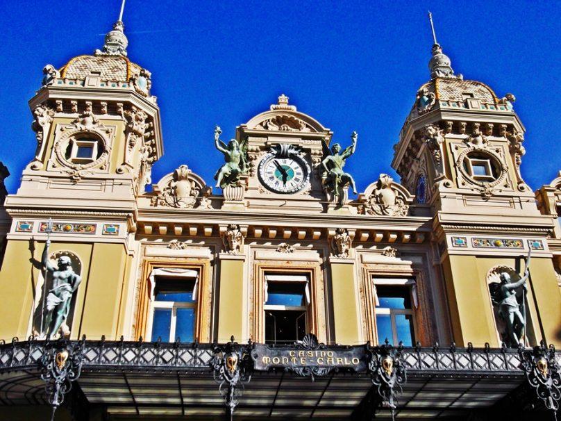 Casino de Montecarlo (Distrito de Monte Carlo/Spélugues, Mónaco)