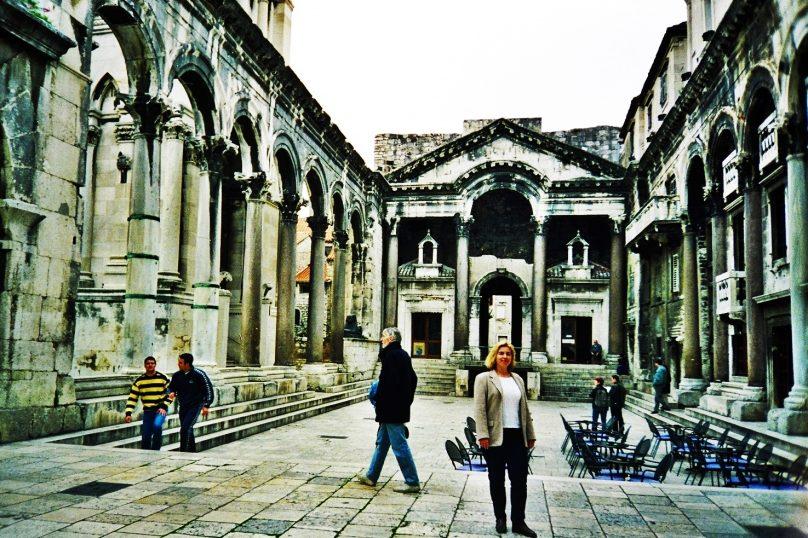 Palacio de Diocleciano (Split, Croacia)