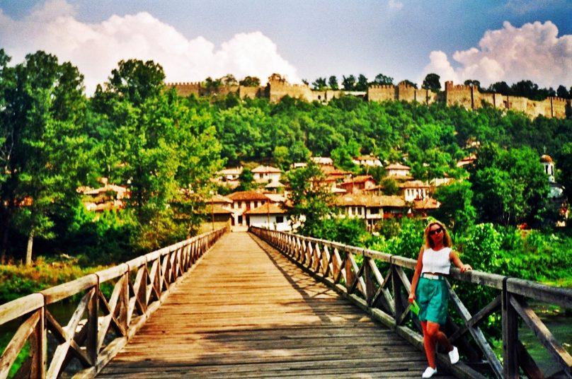 Fortaleza de Tsarevets (Veliko Trnovo, Bulgaria)