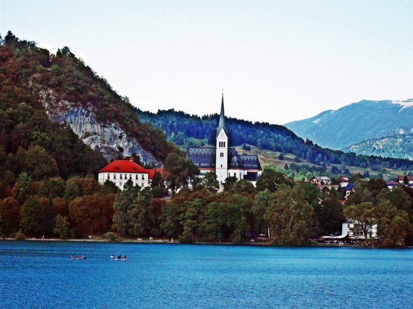 Lago Bled (Región de Alta Carniola, Eslovenia)