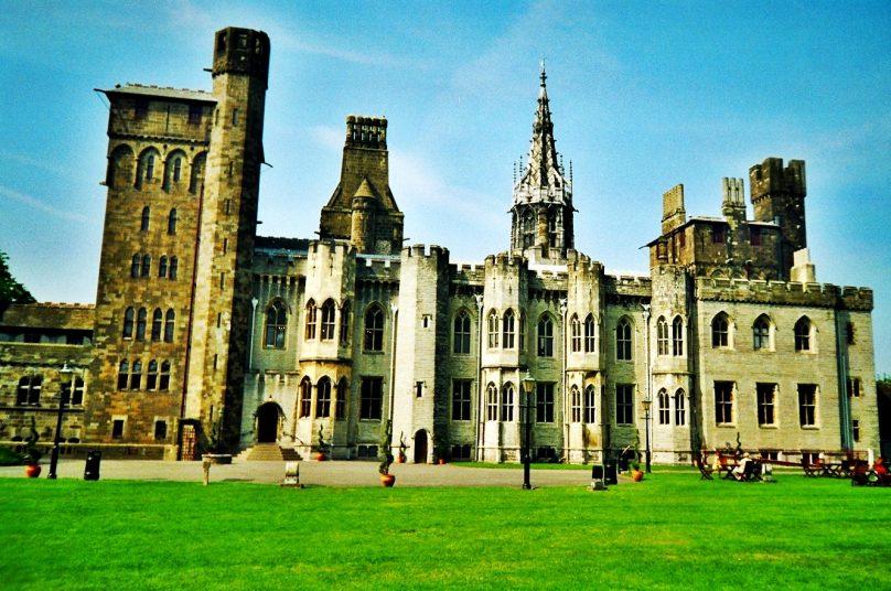 Castillo de Cardiff (Cardiff, Reino Unido)