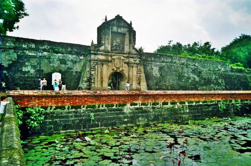fuerte de santiago  manila  filipinas   u2013 mundandy