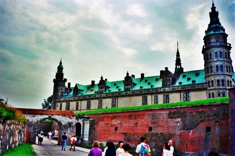 Castillo de Kronborg (Región de Hovedstaden, Dinamarca)