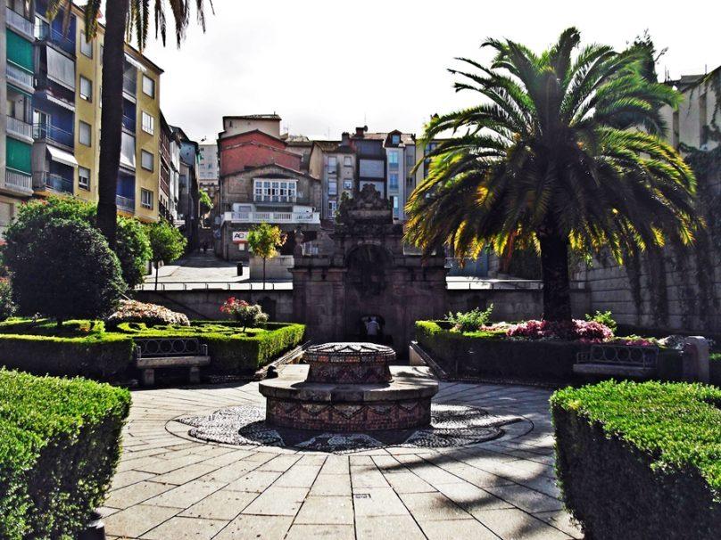 Las Burgas (Orense, Galicia)