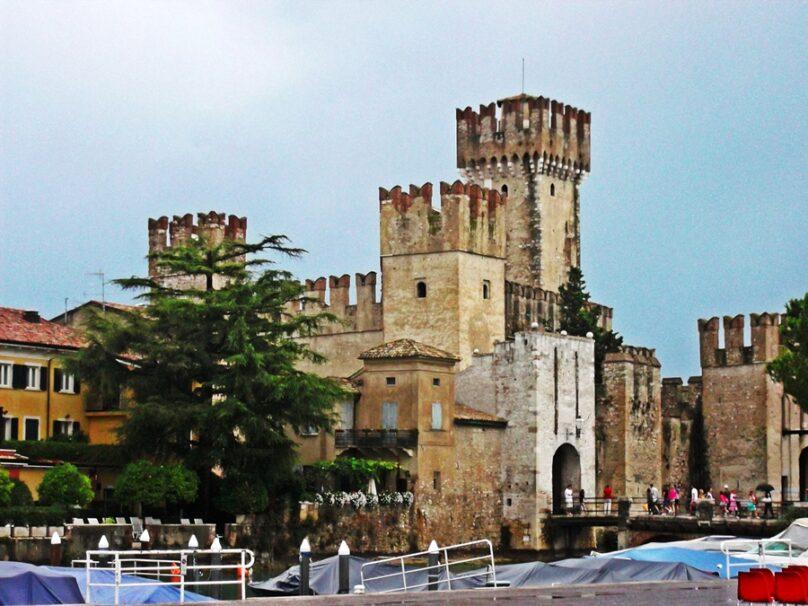 Castello Scaligero (Sirmione, Italia)