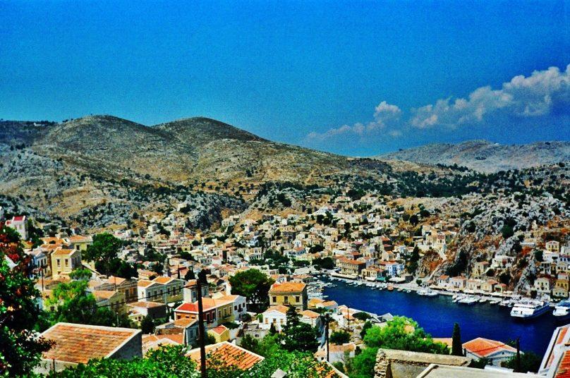 Symi (Egeo Meridional, Grecia)